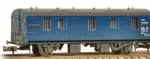 374-640 Graham Farish BR MK 1 CCT Blue Weathered